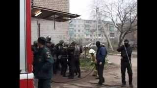 Скачать Бой спецназа в Казани