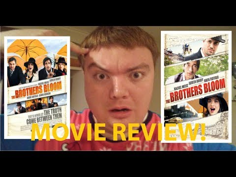 The Brothers Bloom - Movie Review!