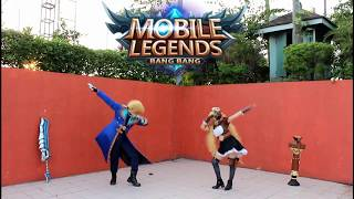 [MLBC DANCE OFF] ALUCARD & LAYLA DANCE COSPLAY VER. By ADDIN GAMING