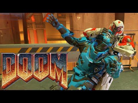 DOOM - MLG PRO / MORONIC FAILS (Open Beta Gameplay)