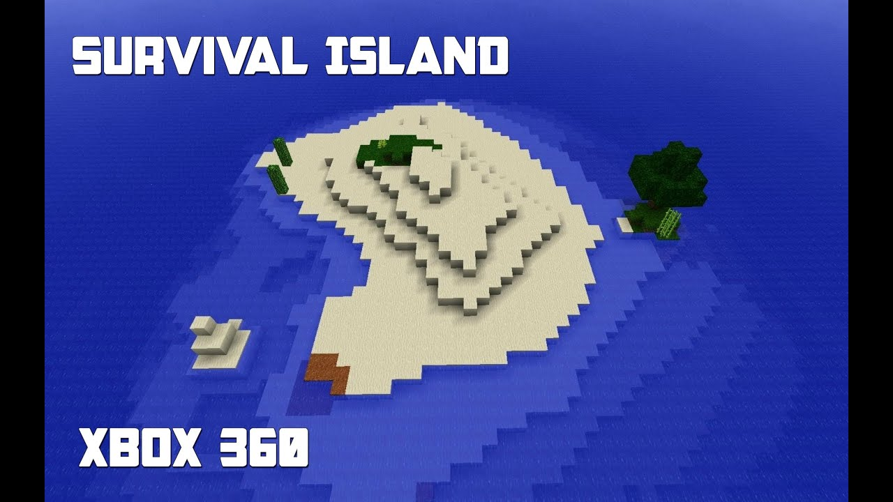 Minecraft xbox 360 the real survival island map w download minecraft xbox 360 the real survival island map w download based on pc version gumiabroncs Choice Image