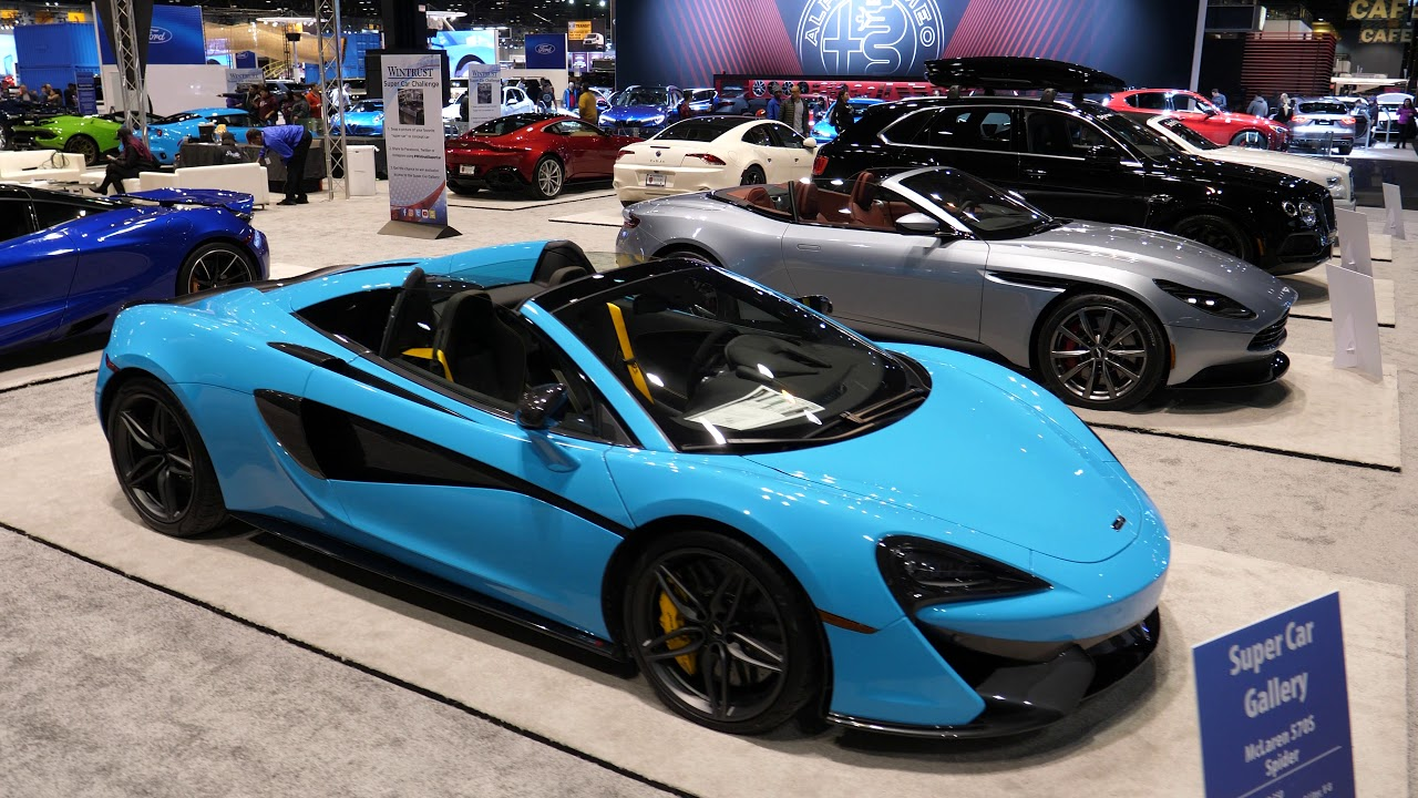Bugatti Chiron and Rare Supercars Added to FLCS Inventory |Rare Supercars