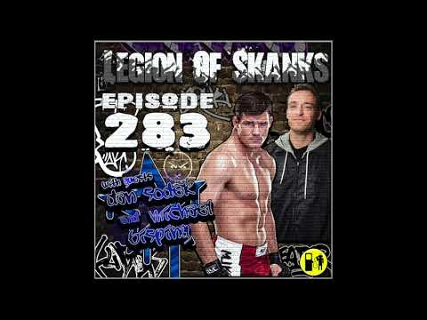 Michael Bisping's Origin Story - Legion of Skanks Podcast
