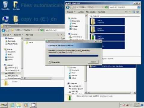 USB 3.0 Dram★Disk™ File Transfer