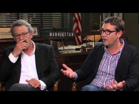 Manhattan Season 2: Thomas Schlamme and Sam Shaw