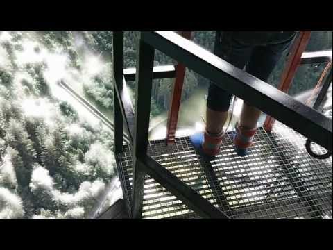 Bungee Jump 192m // Europabrücke, Austria