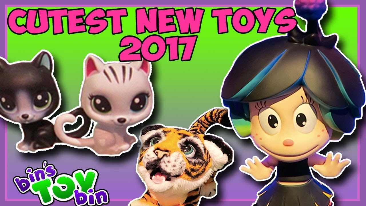Cutest Toys For 2017 New Lps Hanazuki Baby Alive