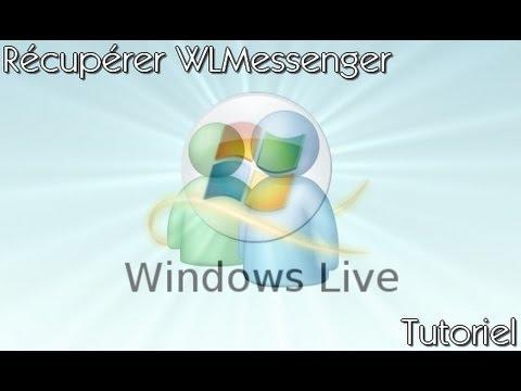 TUTORIEL [HD] : Récupérer MSN/Windows Live Messenger malgré sa fermeture