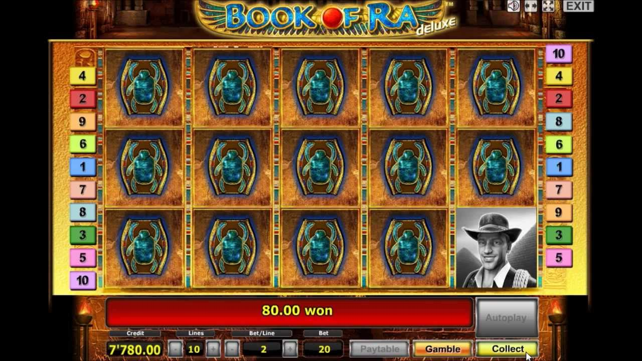 Book Of Ra 5 Euro Bonus