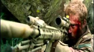 Lone survivor (фильм выживший) & Skillet - Not gonna die