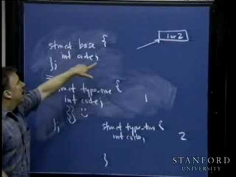 Lecture 14 | Programming Paradigms (Stanford)