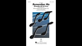 Remember Me SATB Choir Arranged by Roger Emerson