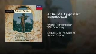 J. Strauss II: Egyptischer Marsch, Op.335