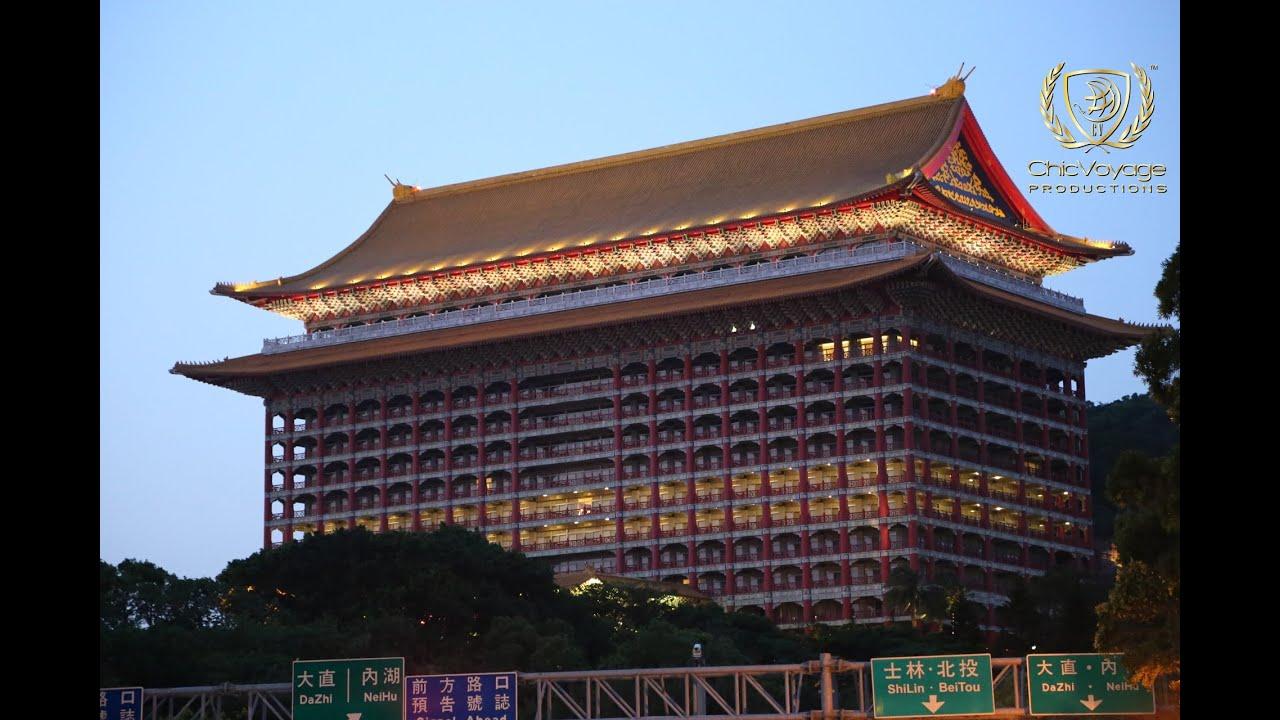 Video Tech Testing The Drone Near The Grand Hotel Taipei Taiwan Youtube