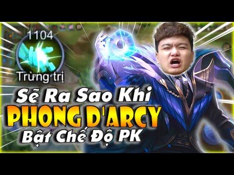 Liên Quân | Phong D'arcy Zú To Càn Quét Team Bạn Không Trừa Một Ai !!