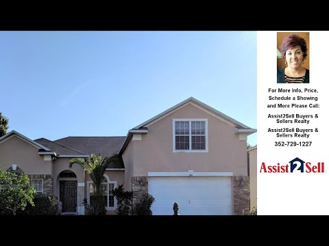 234 Hunt St, Clermont, FL Presented by Assist2Sell Buyers & Sellers Realty.