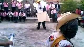 ¡¡Torito de Carnaval Huecorio 2011!!