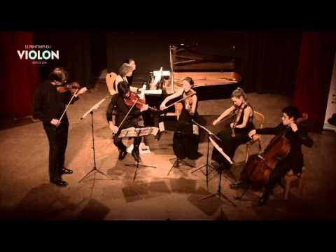 CHAUSSON - Philippe Graffin, Claire Désert, Quatuor Elmire