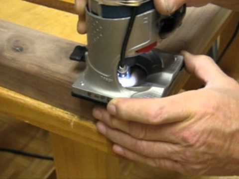 How to Inlay a Federal Style Wood Fan