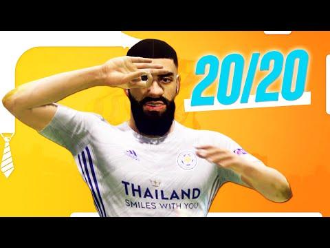 Cheguei na MARCA que TODO jogador SONHA!   Carreira Jogador e Treinador #32   FIFA 21   Leicester
