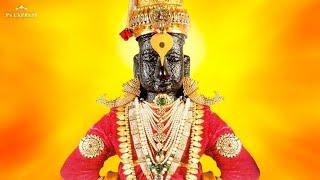 Pandharpur Vitthal Temple   Tulsi Vrindavan   Pandharpur Darshan
