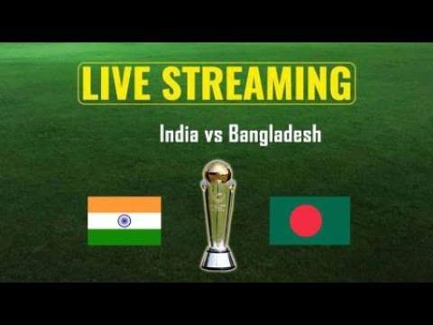 India Vs Bangladesh Live Streaming, 2nd Semi Final, Champions Trophy 2017