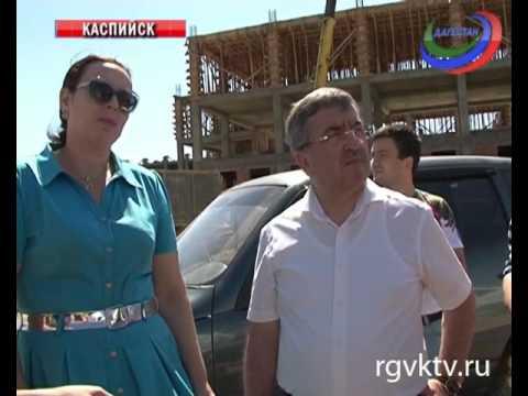 Открытие новой школы позволит ликвидировать трехсменный режим обучения в Каспийске