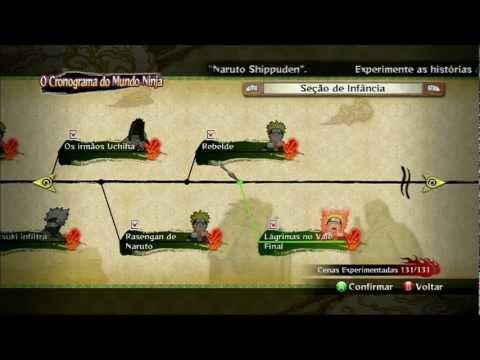 Dragonplayer#8:Naruto storm 3- Unboxing + Cronograma ninja