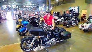 🔴 А я СЯДУ на МОТОЦИКЛ 🔴 Harley Davidson USA Orlando Florida МОТОЦИКЛЫ 25.04.2018