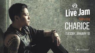 Rappler Live Jam: Charice