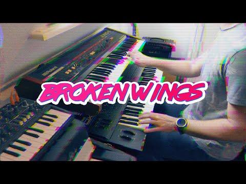 Mr. Mister - Broken Wings [cover]