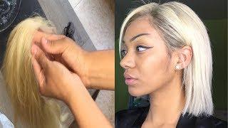 Comment déjaunir sa perruque | Blond polaire ft WIGBING