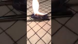 Naturfagsprøve 2019 - Benzin Optænding