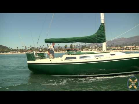 Electric-Powered Sailboat by James Lambden, Propulsion Marine - HD