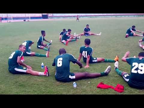 Persiapan Persebaya melawan Persik di Laga Pembukan Liga 1