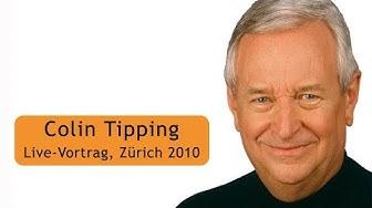 Colin Tipping, Vortrag zu seiner Vergebungsmethode, Zürich 2010