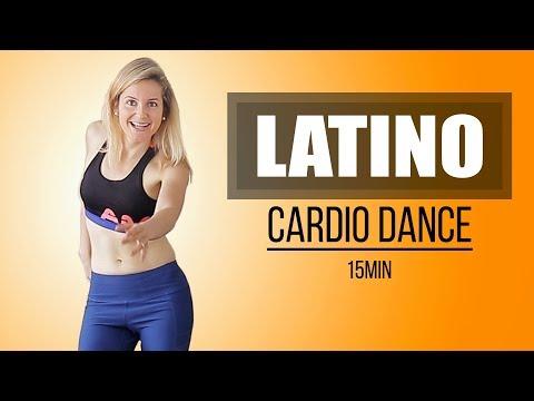 Cardio Latino Workout