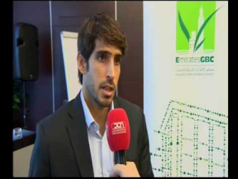 Interview of Saeed Al Abbar, Dubai TV, 27 Sept. 2016