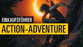 Einkaufsführer Action-Adventures | Die derzeit 10 besten Abenteuer-Spiele