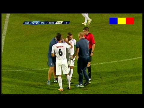 Astra Giurgiu vs CSM Poli Iași