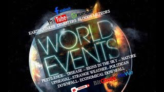 World Time Events - WE SEE THE SIGNS TIMES & SIGNS ARE US 28FEB21