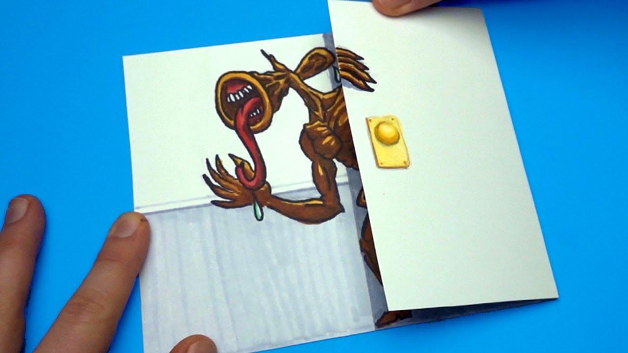 5 Amazing Trevor Henderson's Creation ARTS & PAPER CRAFTS