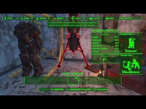 Fallout 4 Überlebensmodus - 215 - Rache an der Uni