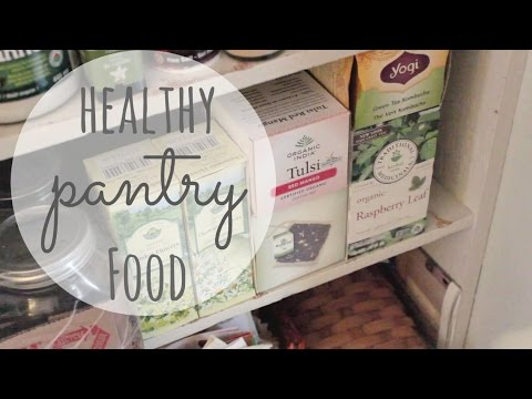 What's In My Pantry? | Healthy, Organic Foods