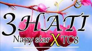 Napy Star X TC8 - 3 HATI