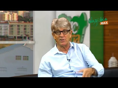 Eric Robert Hollywood Veteran On Hello Nigeria