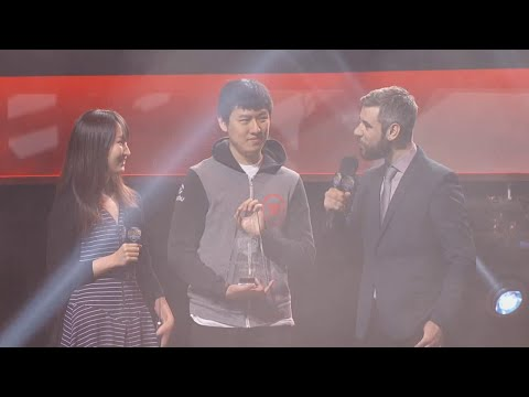 TIP Jungler Rush receives the MVP of the split Award and talks about his success!