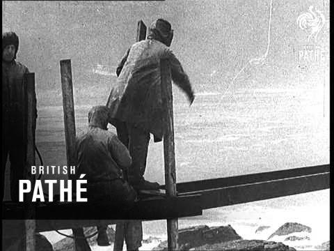 Niagara Falls Frozen Solid (1937)