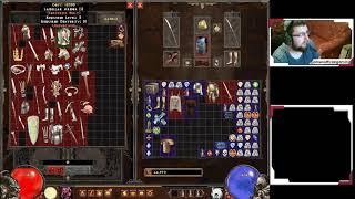Andariel. Tervek szövögetése és stb. | Diablo 2 medianXL walktrough  ep5