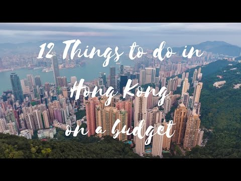 12 Things to do in Hong Kong on a budget | That Adventurer